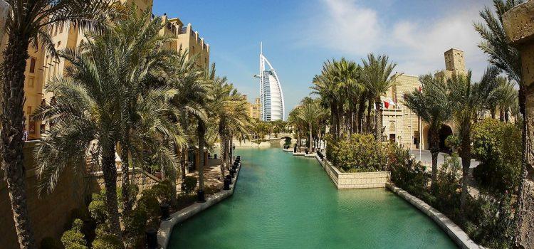 Odkryj nieznane zakątki Dubaju z liniami Emirates