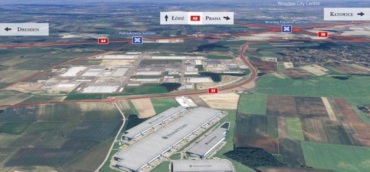 Powstanie Wrocław Campus 39 – 200 000 m kw. powierzchni